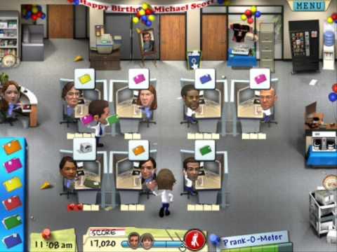 the-office-videojoc