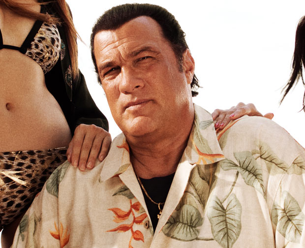 "Mascles de l'Univers Vol.3: ""Cueta Assassina"" Steven Seagal"