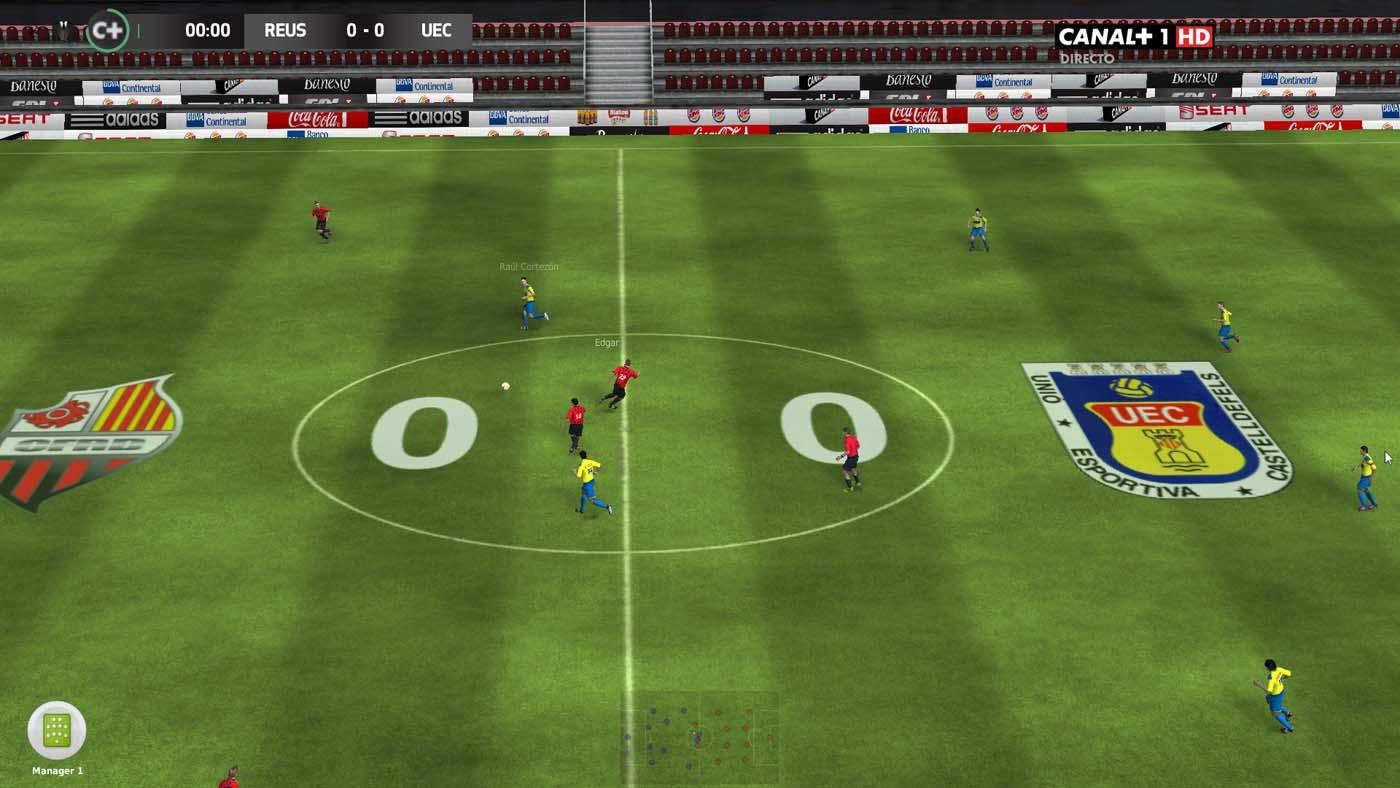 Megamod 8.1 especial Futbol Català 15/16 per al Fifa Manager