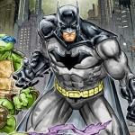 Batman i les Tortugues Ninja compartiran còmic!