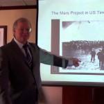 Un advocat assegura haver viatjat a través del temps i a Mart
