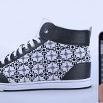 Shift Wear, sabatilles personalitzables mitjançant una app