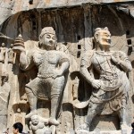 Les grutes de Longmen, art asiàtic sobre pedra