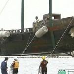Vaixells fantasma amb cadàvers sense cap al Japó