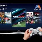 GameFly la plataforma de videojocs en streaming de Samsung