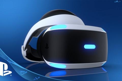 Les ulleres Playstation VR per a PS4 a la venda aquest octubre