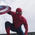 Primeres imatges de Tom Holland com a Spiderman en acció