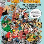 34 Saló del Còmic de Barcelona del 5 al 8 de maig