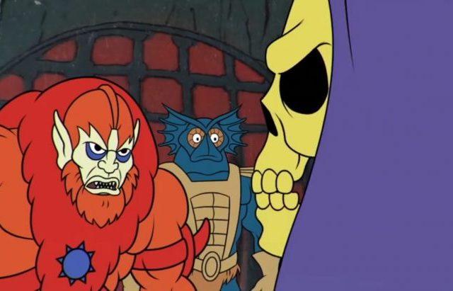 Torna la mítica sèrie de tv He-Man i els Masters de l'Univers