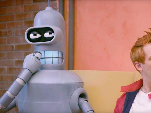 """""""Fan-O-Rama"""", la versió cinematogràfica de carn, os i làtex de """"Futurama"""""""