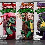 Les Tortugues Ninja tornen a la Nintendo NES 8 bits
