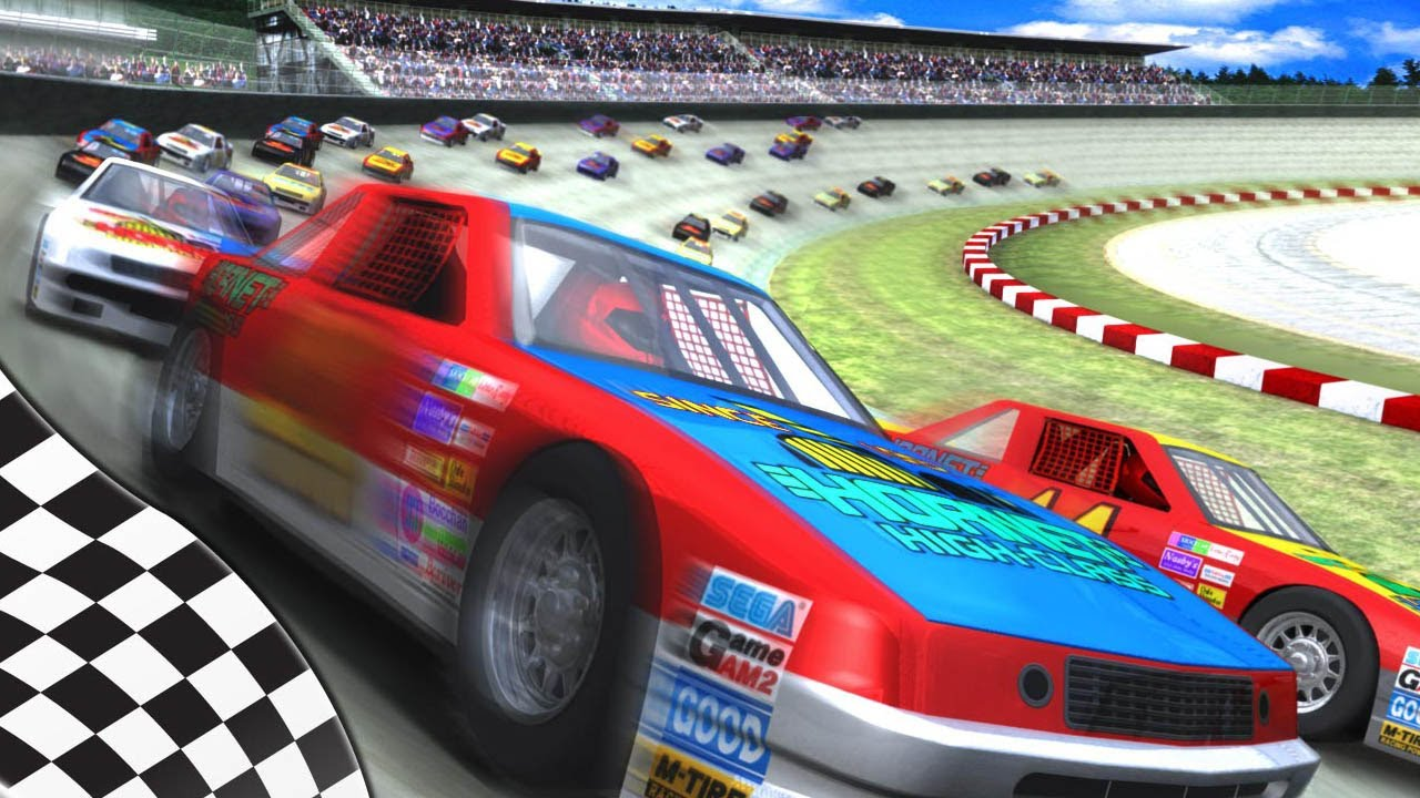 Daytona Usa 3