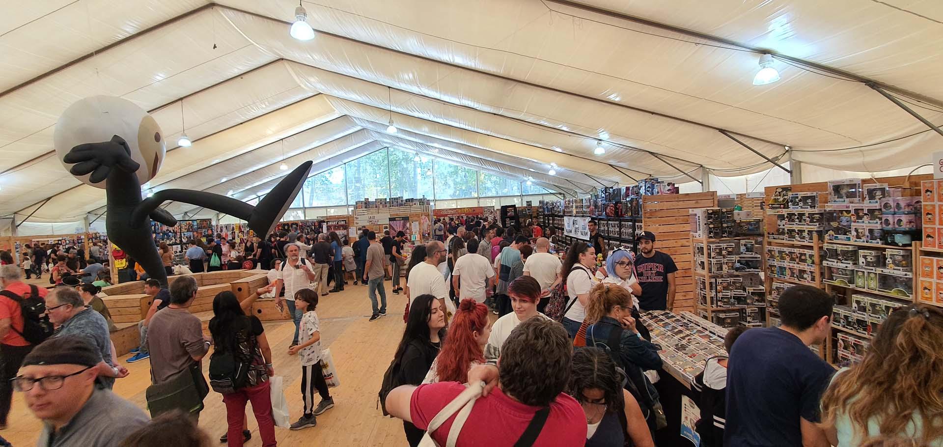 Girocòmic 2019 festival del còmic de Girona