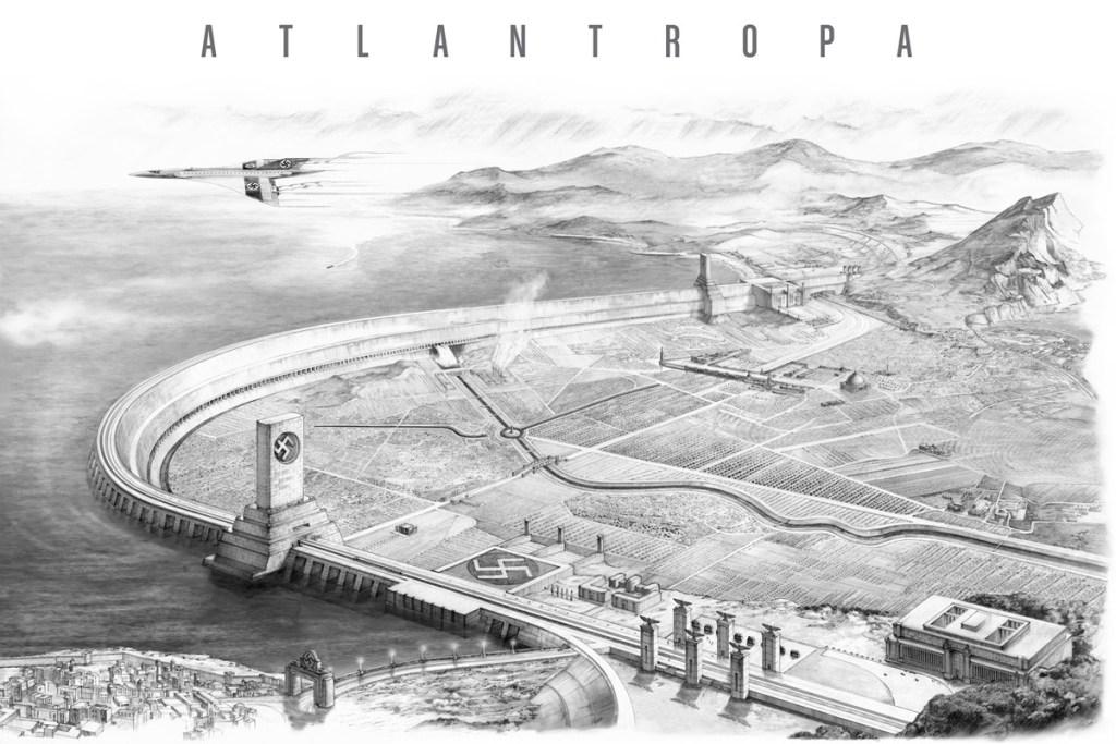 Simulació d'Atlàntropa