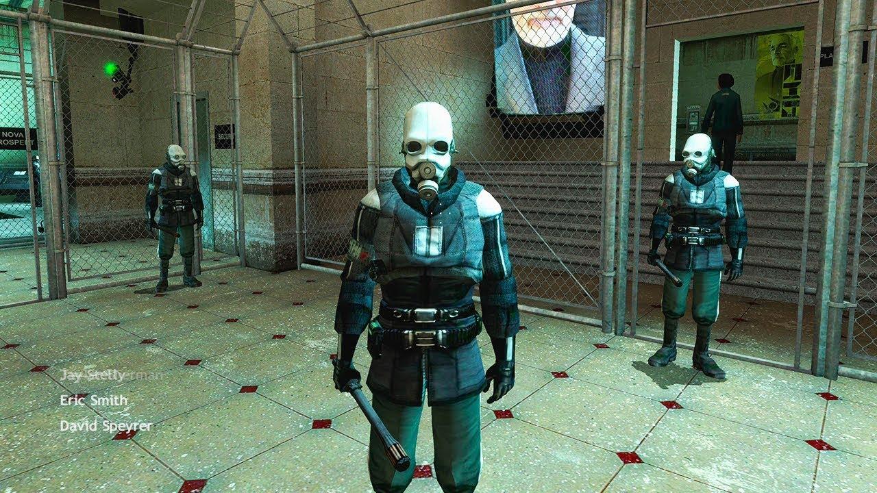 Imatge del videojoc Half-Life 2