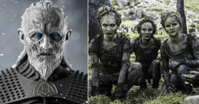 Imatges promocionals sèrie Bloodmoon Game of Thrones