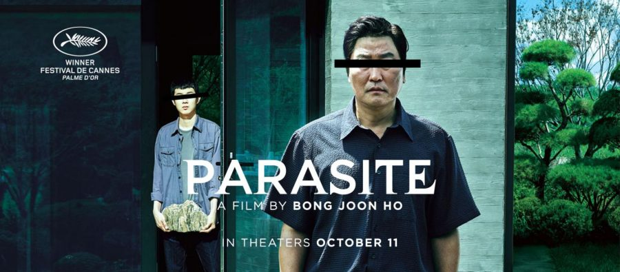 Imatge promocional de Parasite de Bong Joon Ho