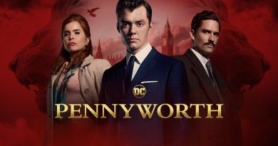 Pennyworth sèrie DC Comics