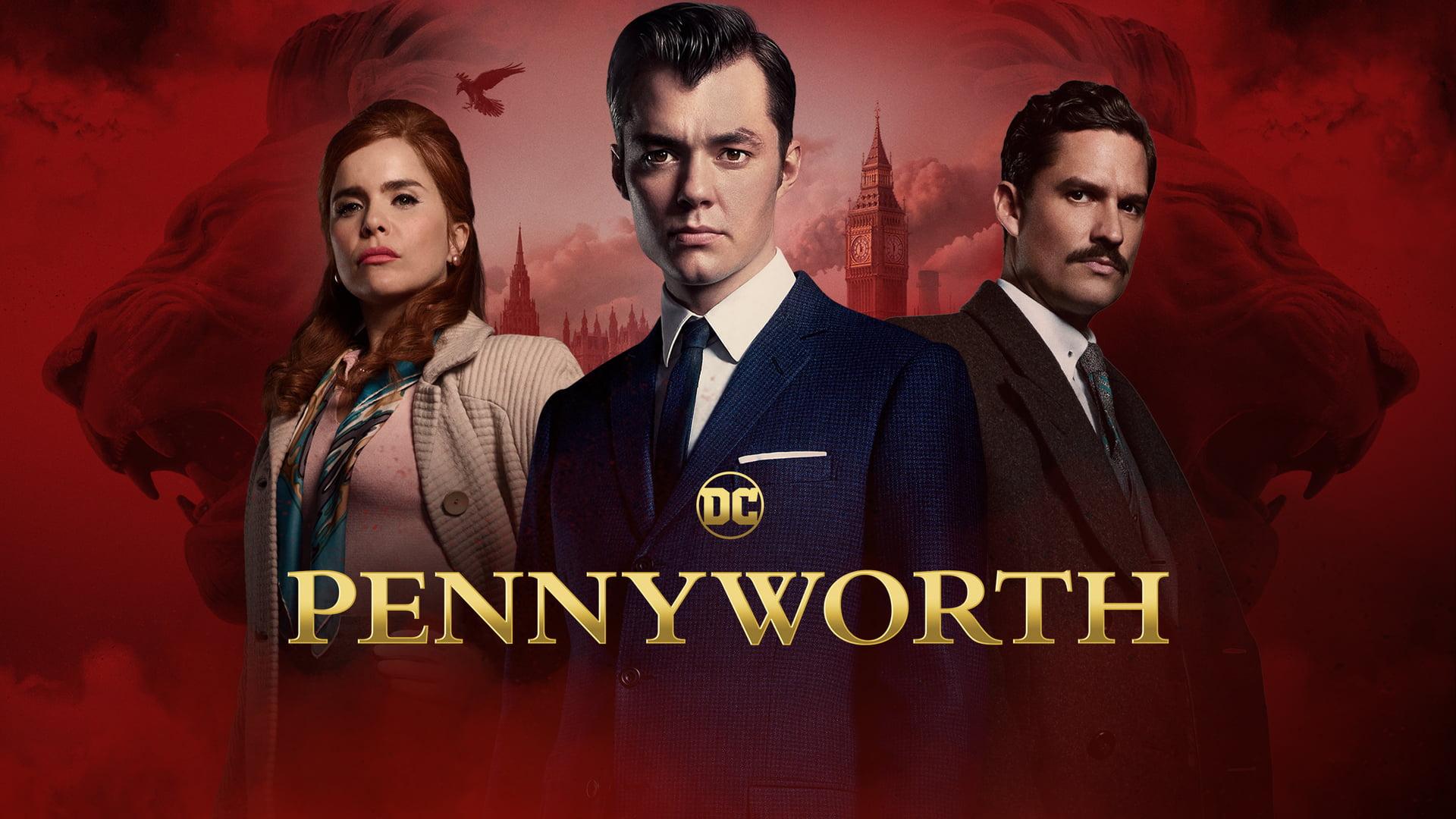 Pennyworth sèrie DC Comics