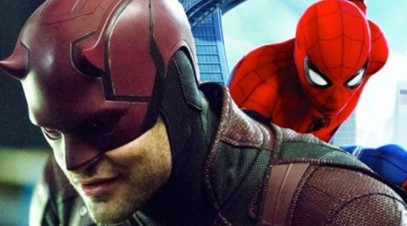 Spiderman i Daredevil al cinema