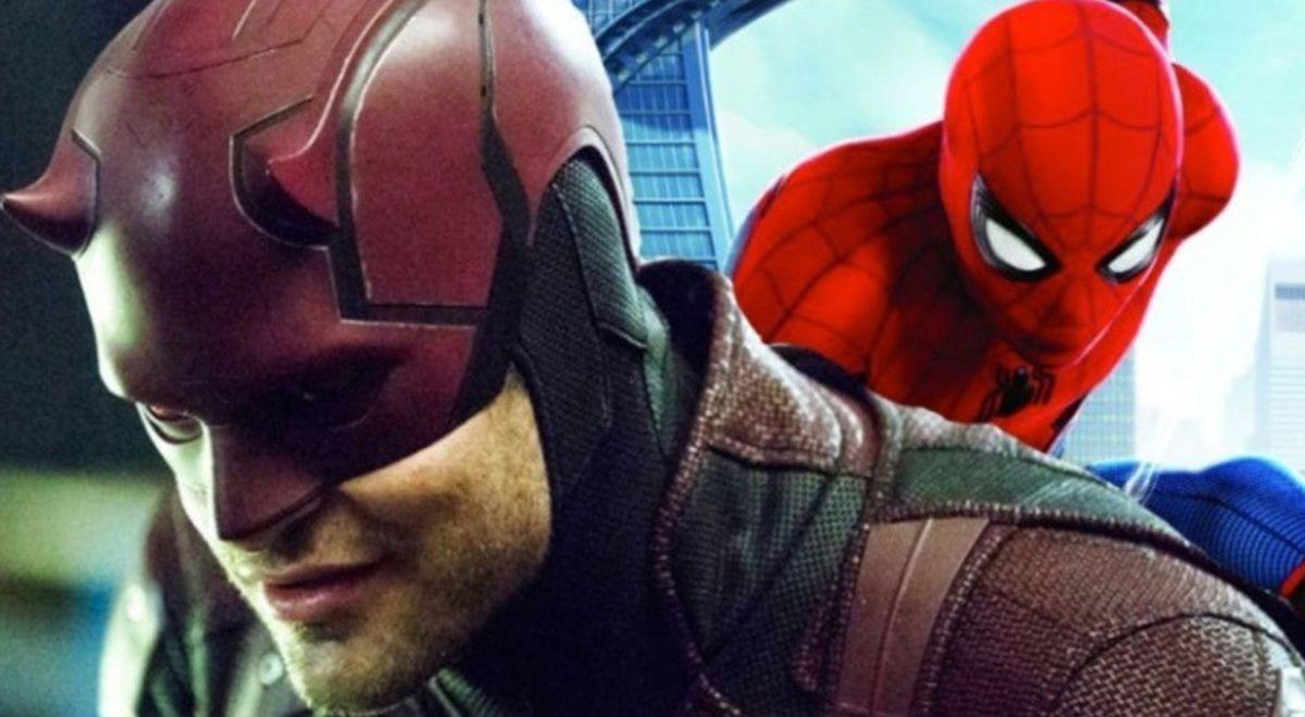 Spiderman i Daredevil al cinema