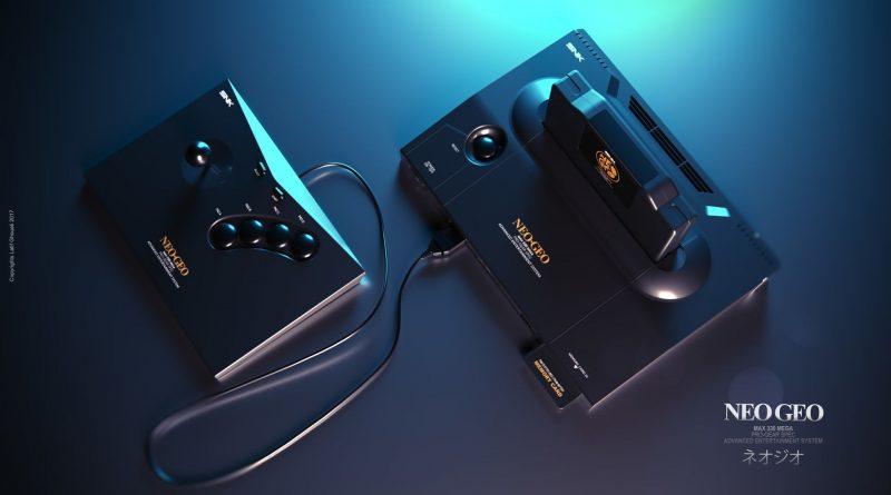Consola Neo Geo AES