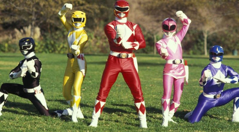 Power Rangers nova sèrie