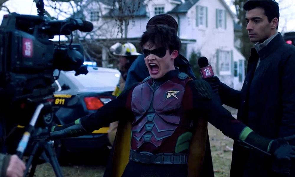 """[Crítica] """"Titans"""" de Netflix, segunda temporada llena de dudas pero con el mismo carisma"""