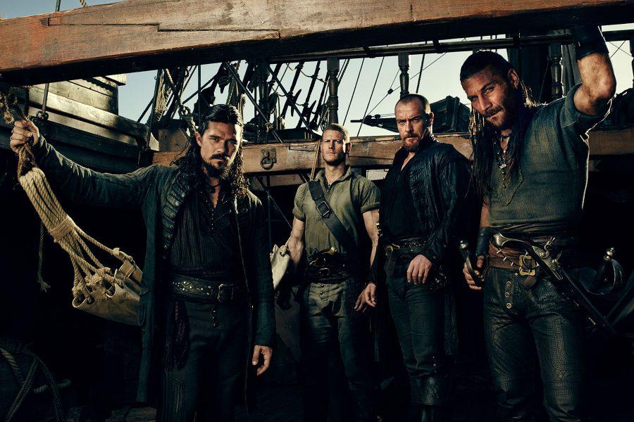 """Recordem """"Black Sails"""", la sèrie preqüela de """"L'illa del tresor"""" de Michael Bay"""