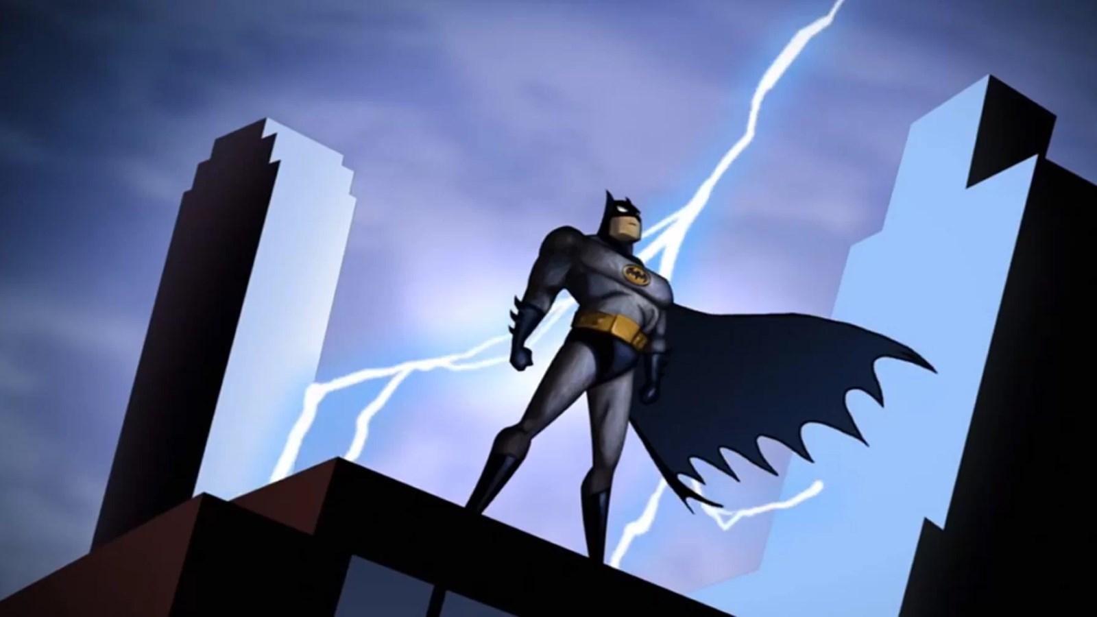 """""""Batman: la serie animada"""" tendrá secuela en formato cómic"""
