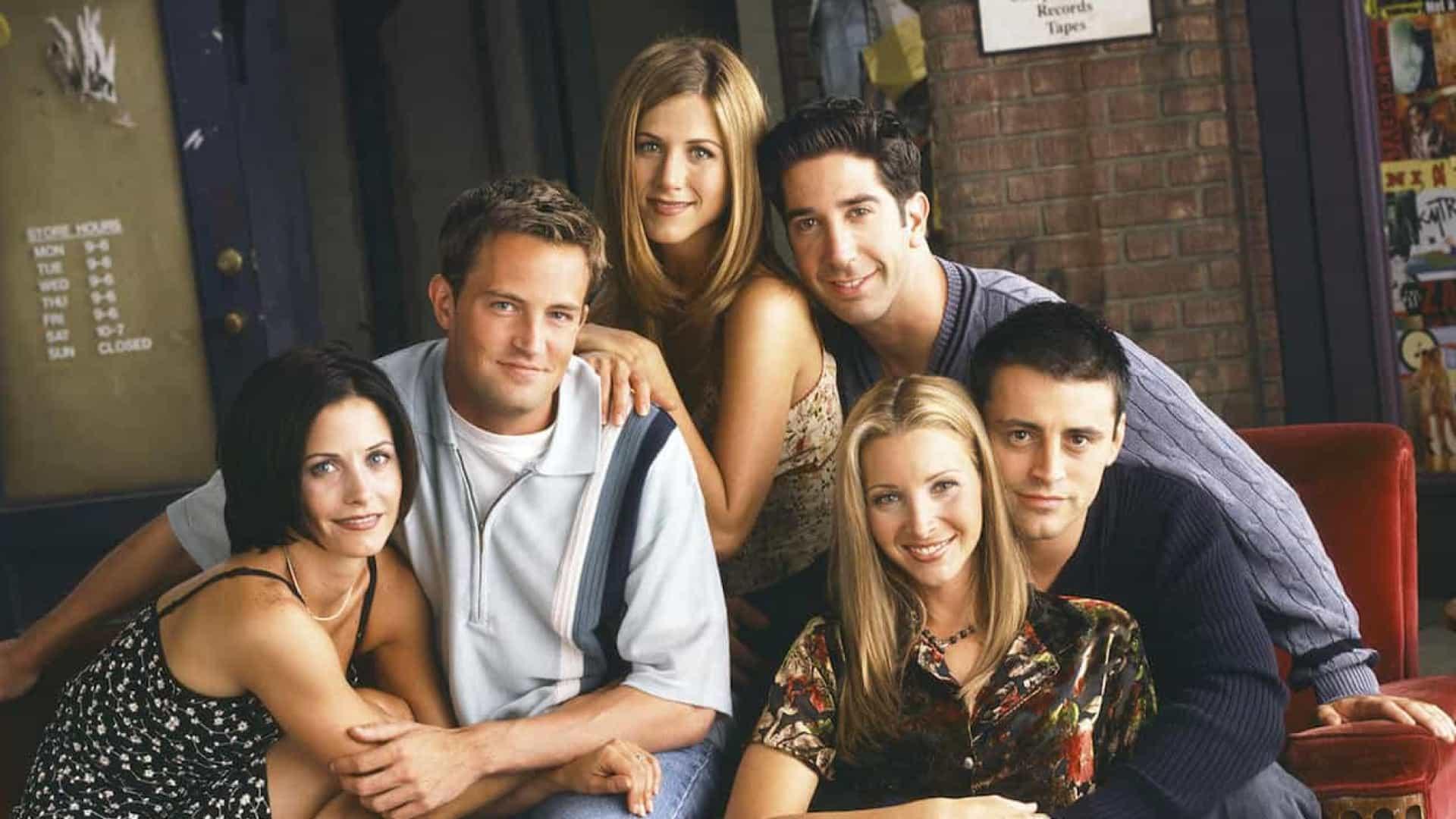 """""""Friends"""" volverá al completo en un especial de una hora sin guion en HBO Max"""