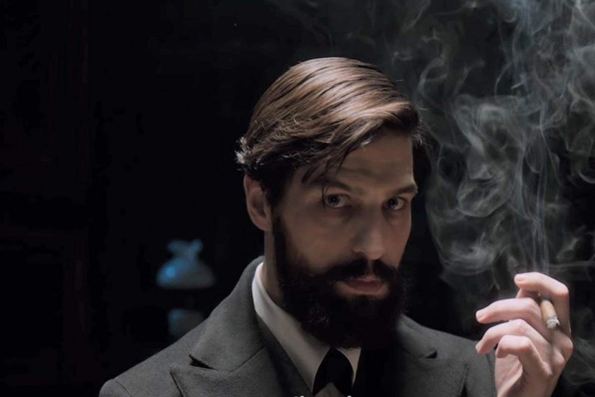 """Freud"", la barroca y oscura serie no biográfica de Sigmund Freud llega a Netflix"