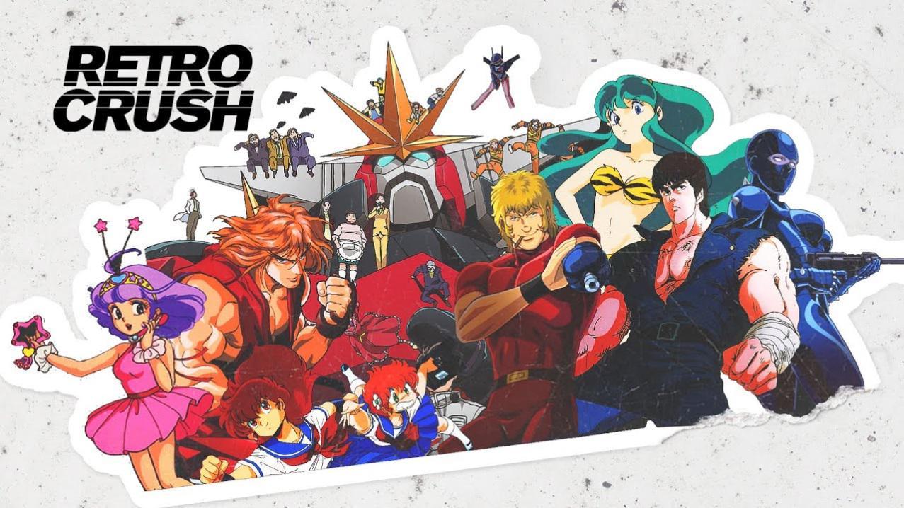 Retrocrush, servicio de streaming gratis y bajo demanda de anime clásico