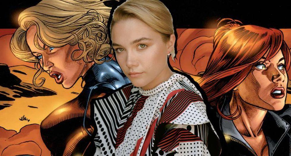 Adiós Scarlett, Yelena Belova será la nueva Viuda Negra del MCU