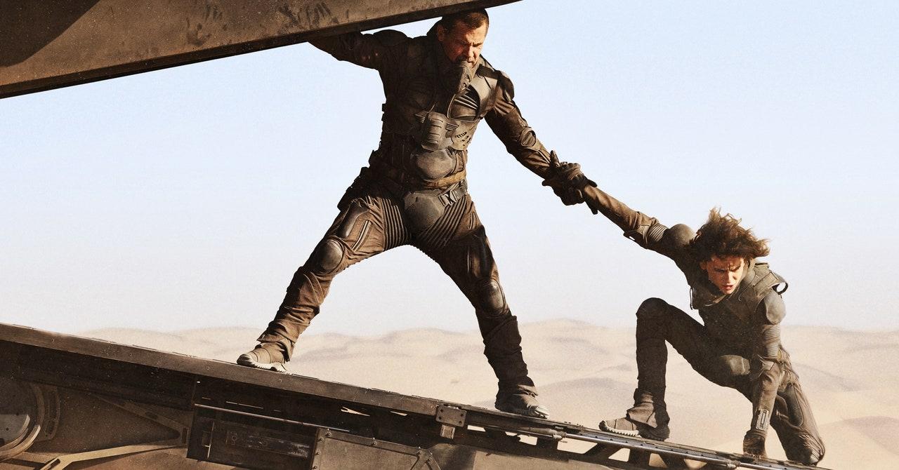 """El primer tráiler de la nueva adaptación cinematográfica de """"Dune"""""""