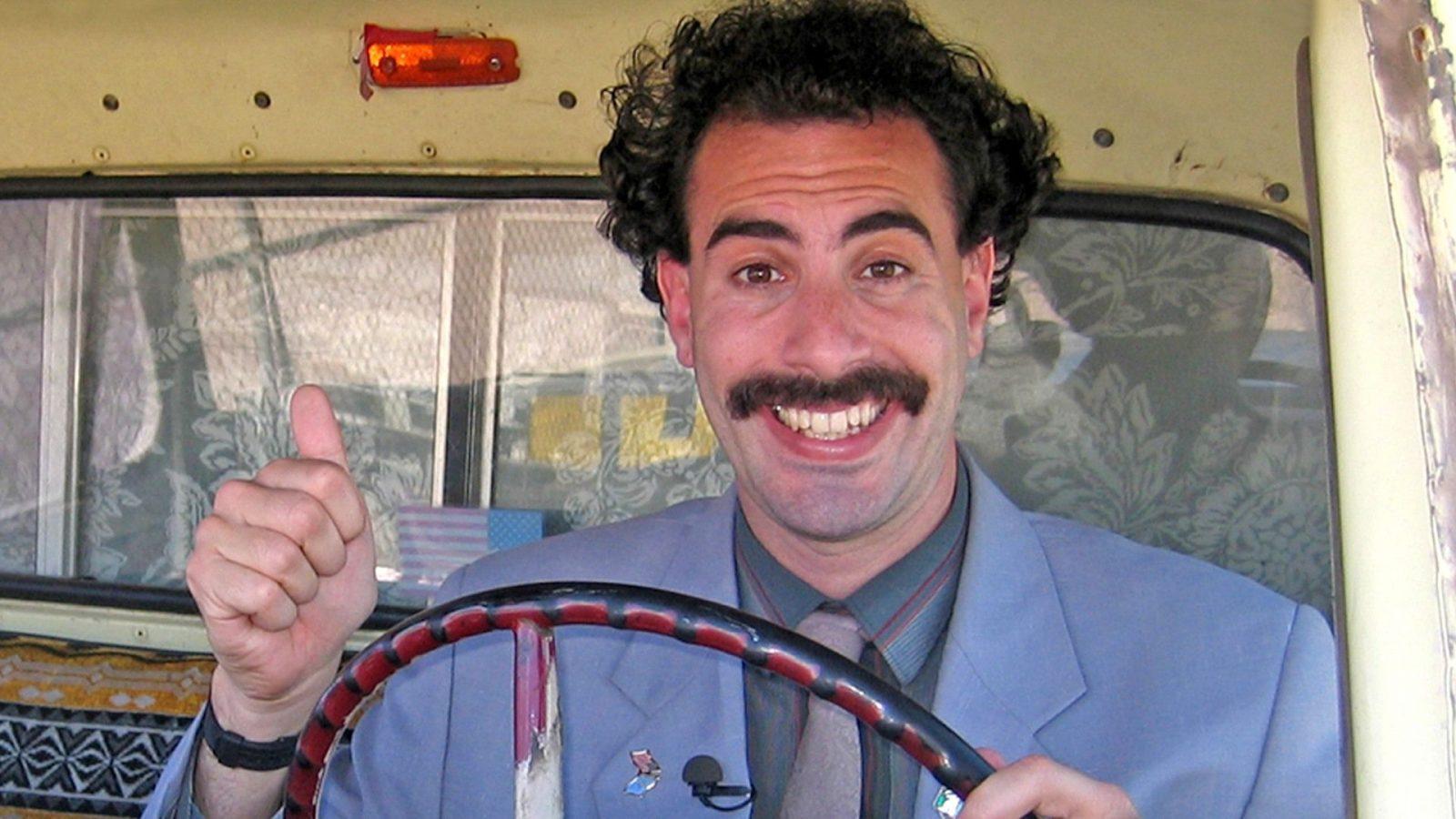 Borat: Subsequent, el retorno triunfal de Sasha Baron Cohen